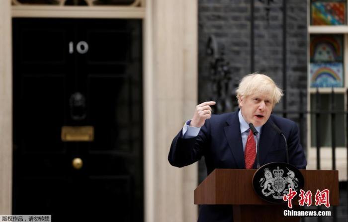 脱欧谈判、疫情应对引不满 民调称约翰逊支持率大跌