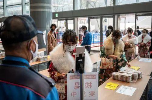 东京奥运会即将举行,日本公布扩大疫情应急实施范畴