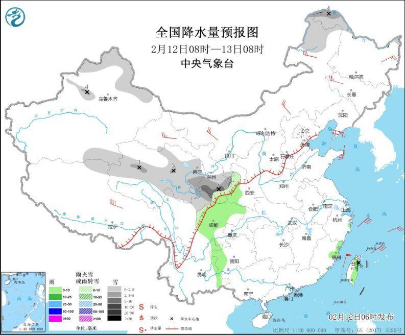 华北黄淮等地有雾霾 冷空气频繁影响北方地区