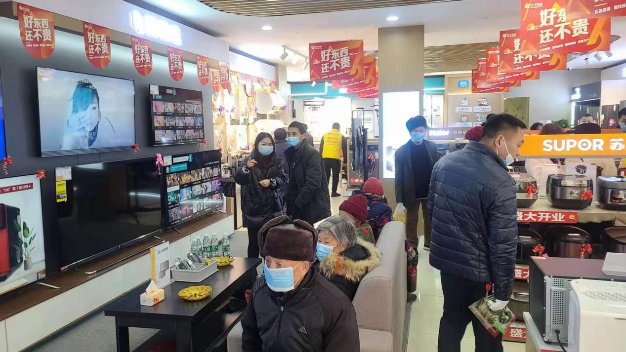 苏宁零售云扩张再提速:一季度将新增600家门店