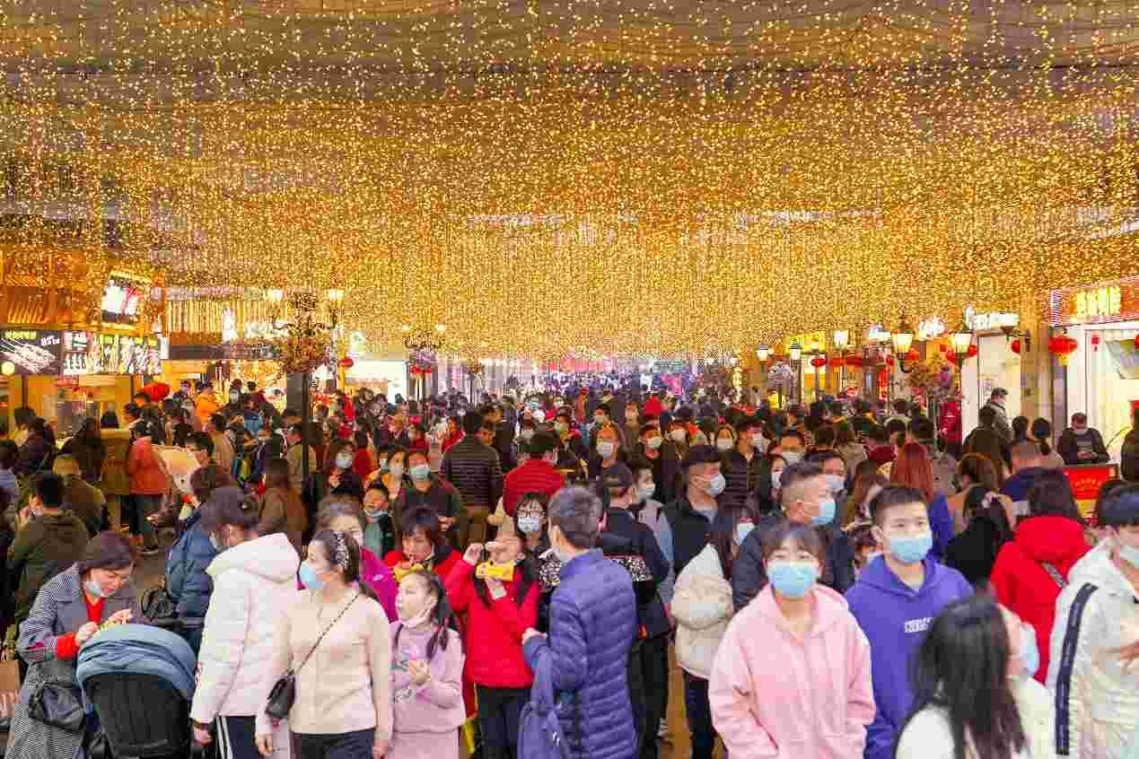 疫情之下逆势而上 从楚河汉街窥见武汉商业力量