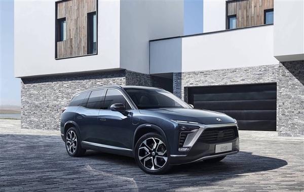 1月纯电SUV上险榜:蔚来包揽冠亚军 特斯拉Model Y排第五