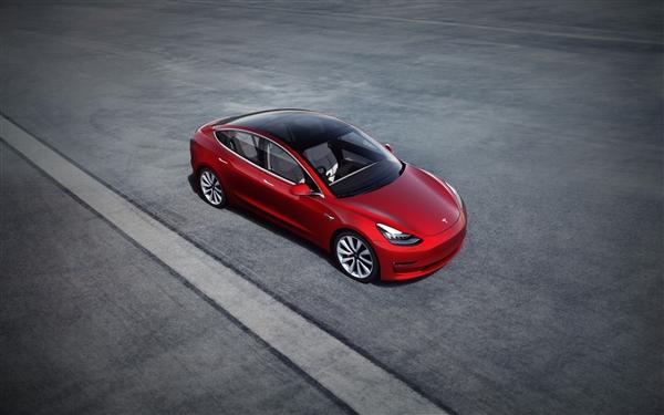 马斯克证实:因零部件供应问题 一部分特斯拉Model 3生产线停产数日
