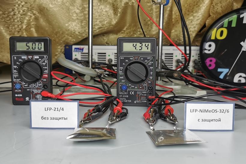 科学家发现新聚合物材料 可防止锂电池起火