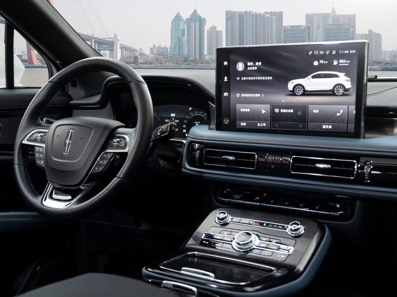 中型美式豪华SUV新一代林肯航海家Nautilus正式上市