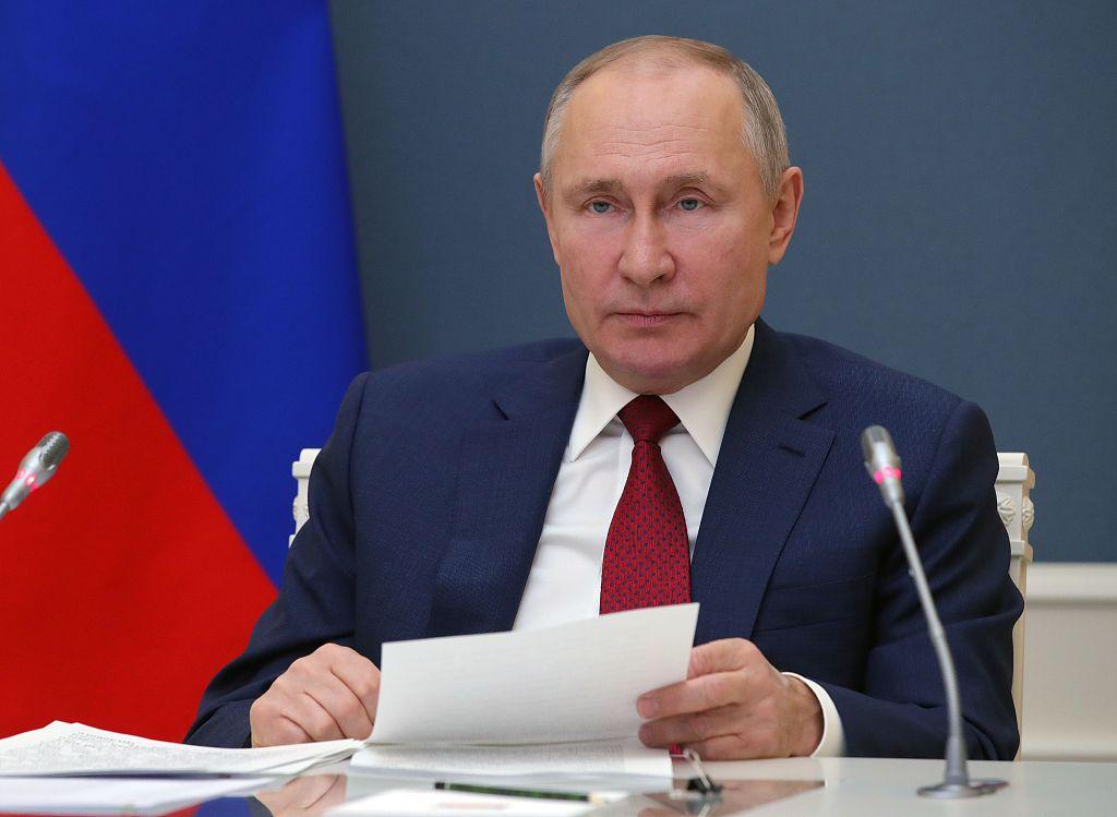 欧盟称不需要俄新冠疫苗,普京:我们不会把任何事情强加给任何人