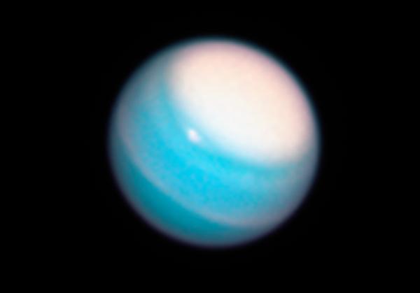 天王星新美照公布:散发X射线的神秘球体