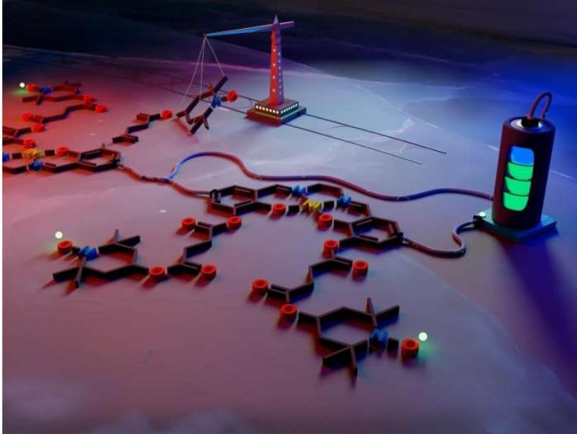 圣彼得堡大学开发新型电池 充电速度比锂离子电池快十倍