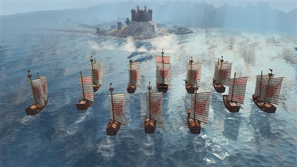 《帝国时代4》秋季面市