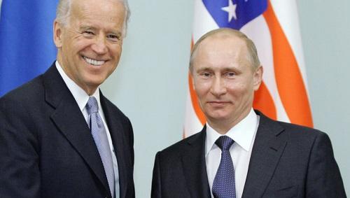 俄媒:美国务卿证实拜登着急与普京见面 提议在几周内成事