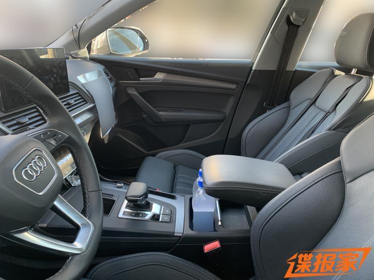 2021上海车展探馆:新款奥迪Q5L车型