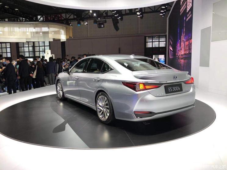 2021上海车展:新款雷克萨斯ES全球首发