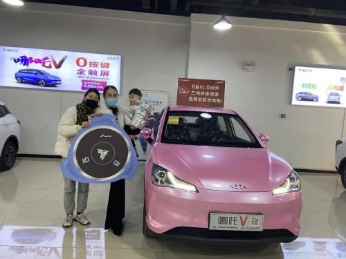 产业互联网激活下沉市场,汇通达为新能源汽车造市