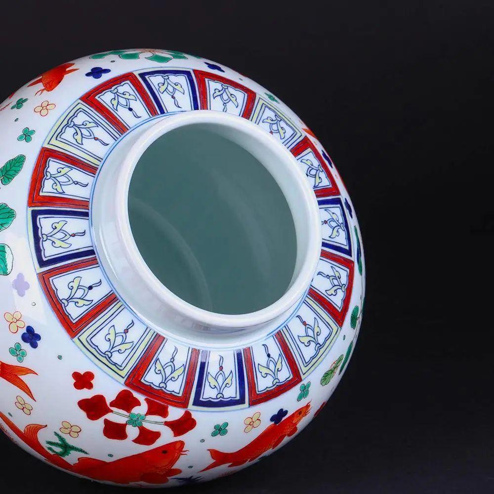 拍价过2亿的瓷罐,今被大师1:1复刻,重现明瓷之美