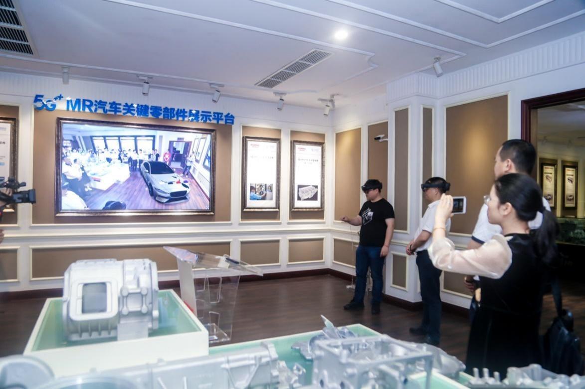 瑞明集团董事长_瑞明集团新产业园开工仪式暨战略合作伙伴签约仪式日前举行