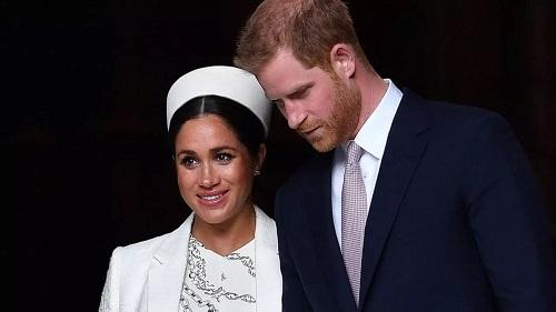 法媒:哈里王子和妻子梅根第二胎生女 英国女王和王室表示祝贺