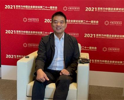 """刘永好:打造具有自主知识产权的""""猪芯片"""""""