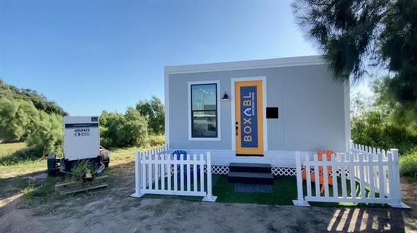 马斯克住宅曝光:37平的活动板房 一套售价仅30万
