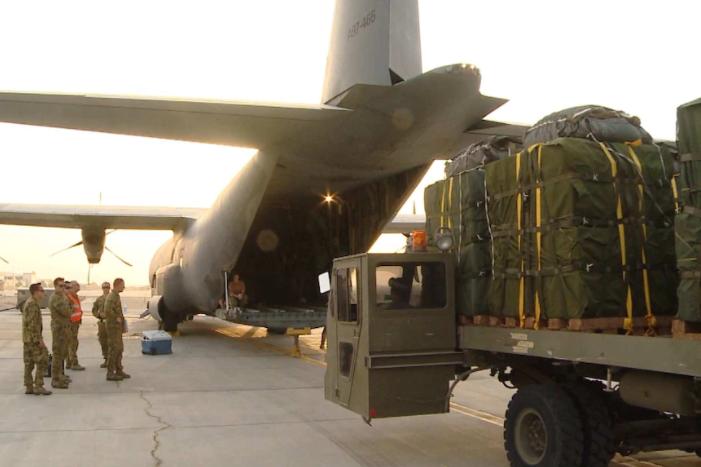 美媒:意大利军队正被逐出阿联酋军事基地,从阿富汗撤军行动或更复杂