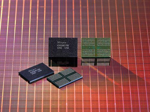 SK海力士开始量产采用EUV技术的第四代10纳米(1a)级DRAM
