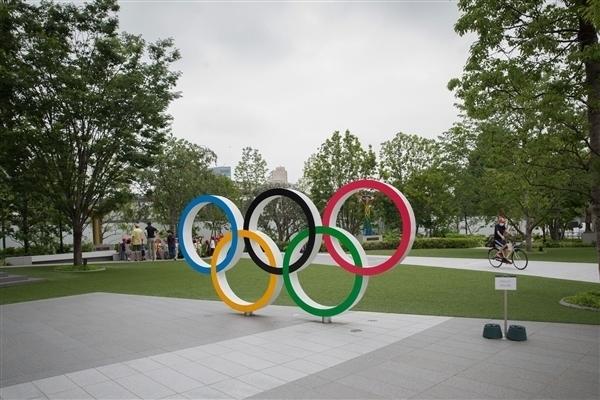 还没正式投入使用 东京奥运会主新闻中心漏雨