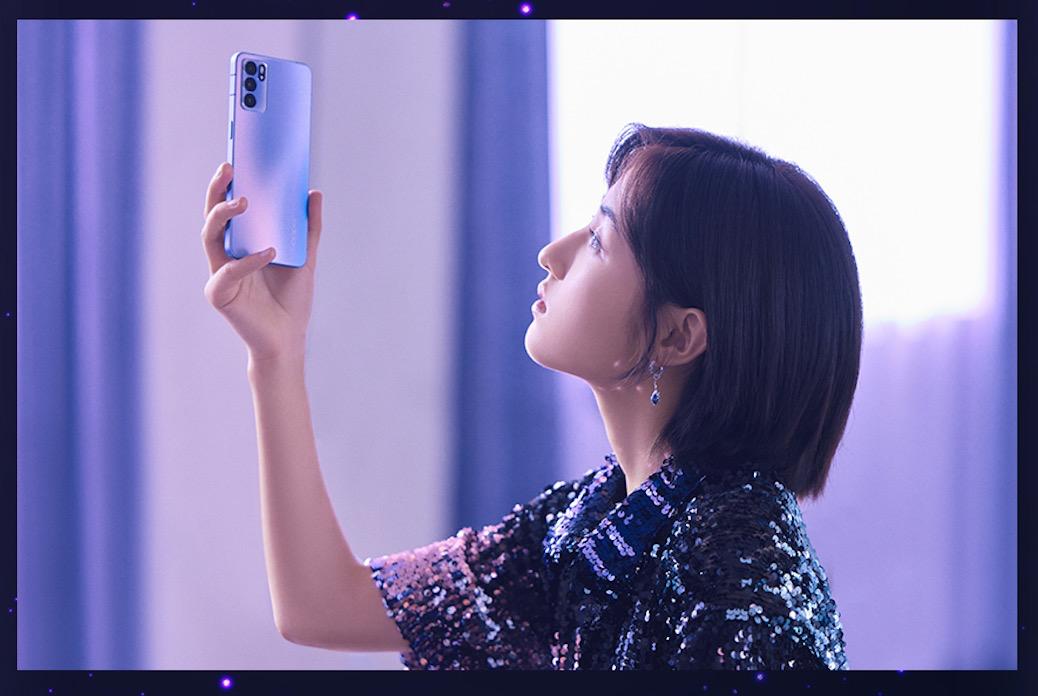 天猫小黑盒独家首发OPPO Reno6星黛紫,新玩法助攻破圈营销现象级爆发