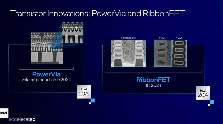 英特尔将代工制造高通芯片 寄希望于2025年前重回领先地位