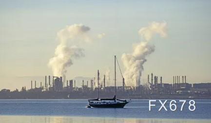 原油交易提醒:基金经理大幅削减净多头仓位,油价五日来首次下跌