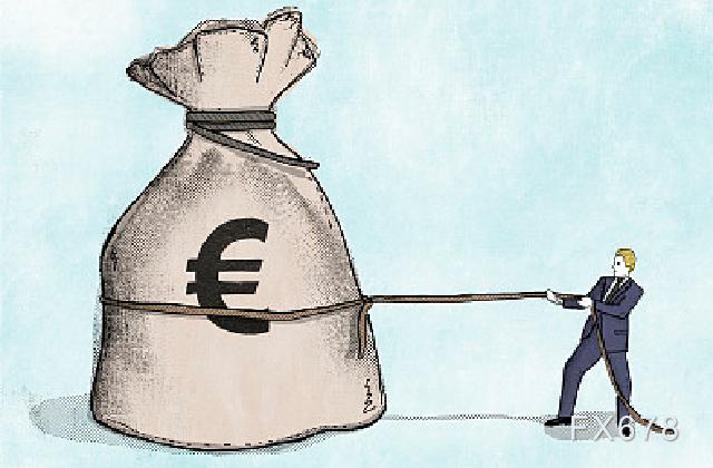 欧元触及三日新高!美国6月耐用品订单不及预期