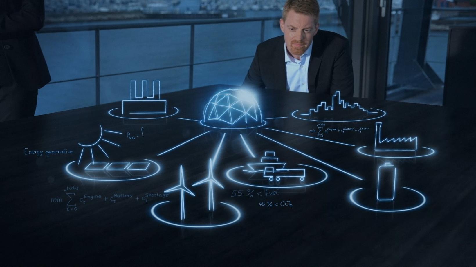 大众探索MAN Energy Solutions部门长期未来选项