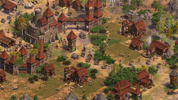 微软推《帝国时代2》重制版新DLC:用户能免费拿