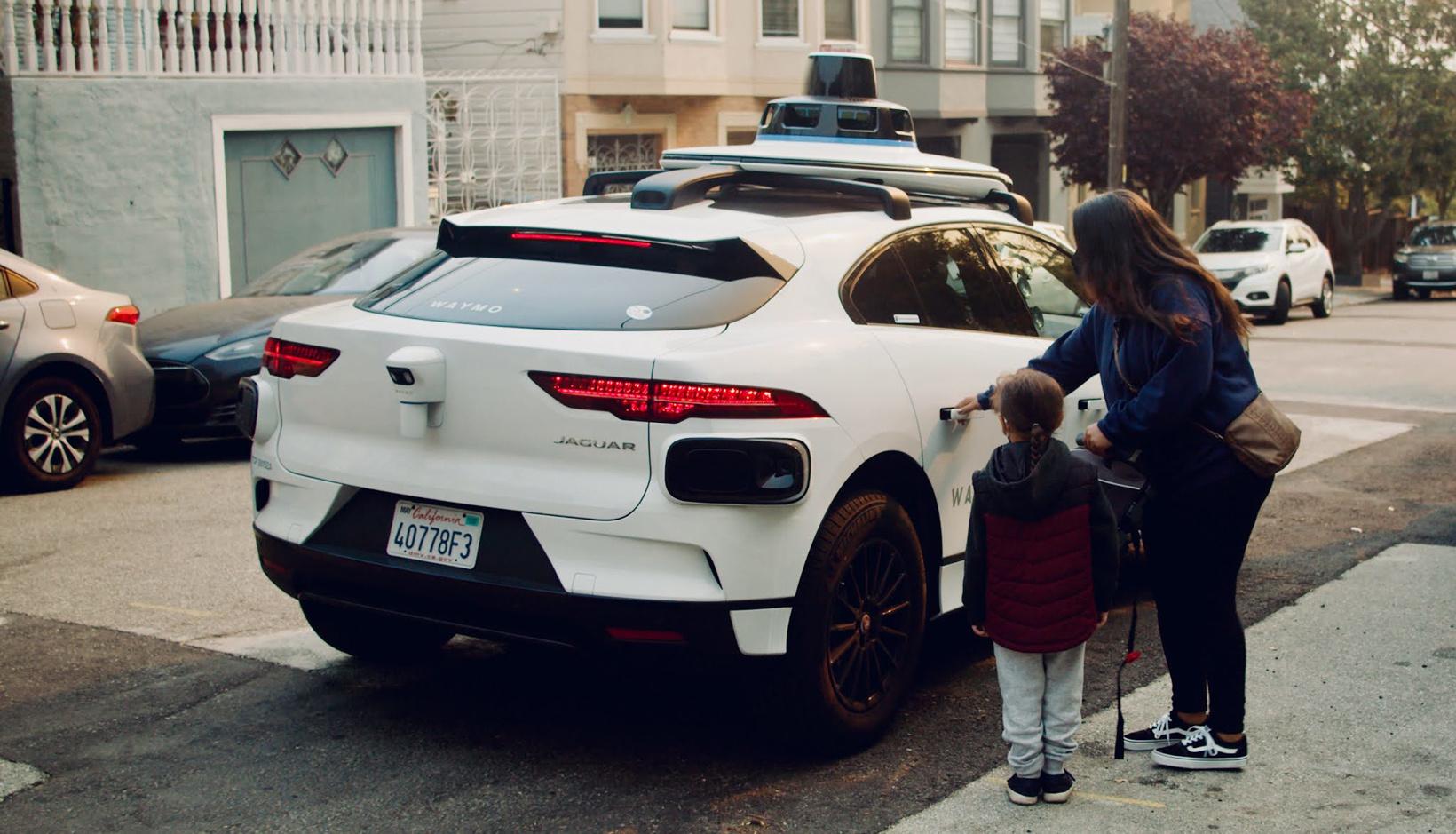 Waymo将在旧金山提供自动驾驶出租车服务