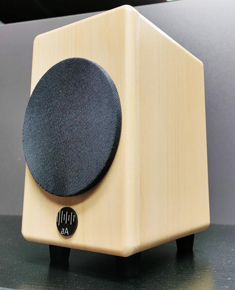 博元电声ANGEL 3:分享好品质个性音响,分享最真实的声音