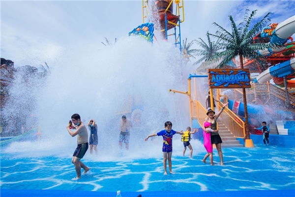 佳兆业国际乐园9月2日盛启新篇,开创海滩度假3.0新时代!
