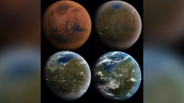 """我们真的能将火星""""变成地球""""吗?"""