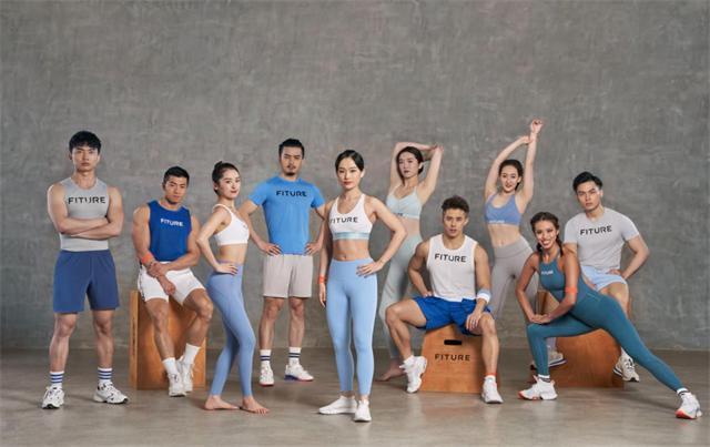 火遍娱乐圈!FITURE魔镜诠释科学健身,被众多明星达人种草