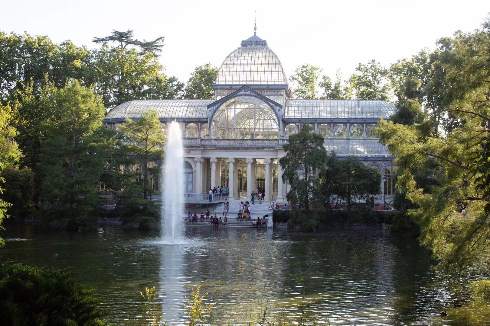 云游四方|五百年历史的林荫大道,有花园古迹和国宝级博物馆