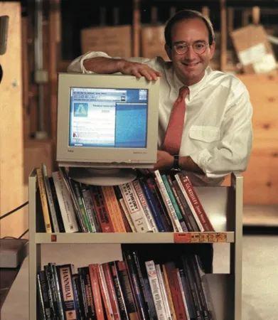 从一家网上书店到市值超1.6万亿美元的商业巨擘!揭秘贝佐斯从无到有的传奇人生   21读书