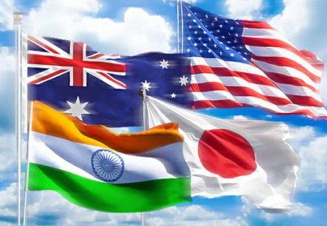 """第一次!印澳在新德里搞""""2+2""""对话,澳大利亚拉印度参加""""护身军刀""""联合军演"""