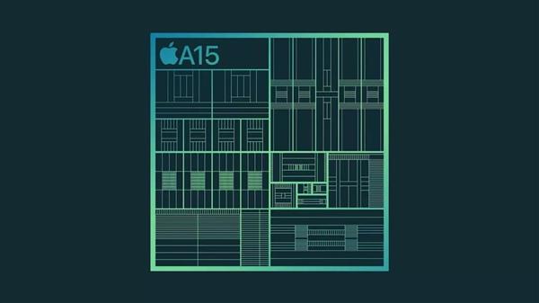 苹果A15处理器性能探秘:CPU对比A14原地踏步、GPU提升38%