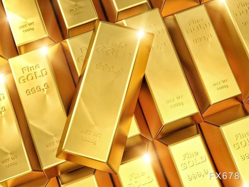 9月16日黄金交易策略:金价格局震荡偏空,建议继续逢高做空