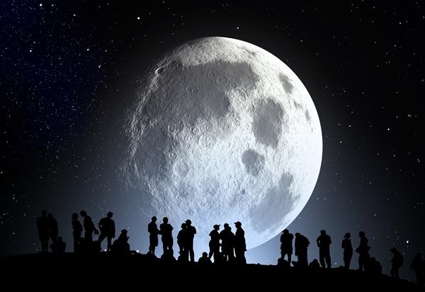 中秋最佳赏月时间出炉:21日7时55分 全国大部分地区皓月当空