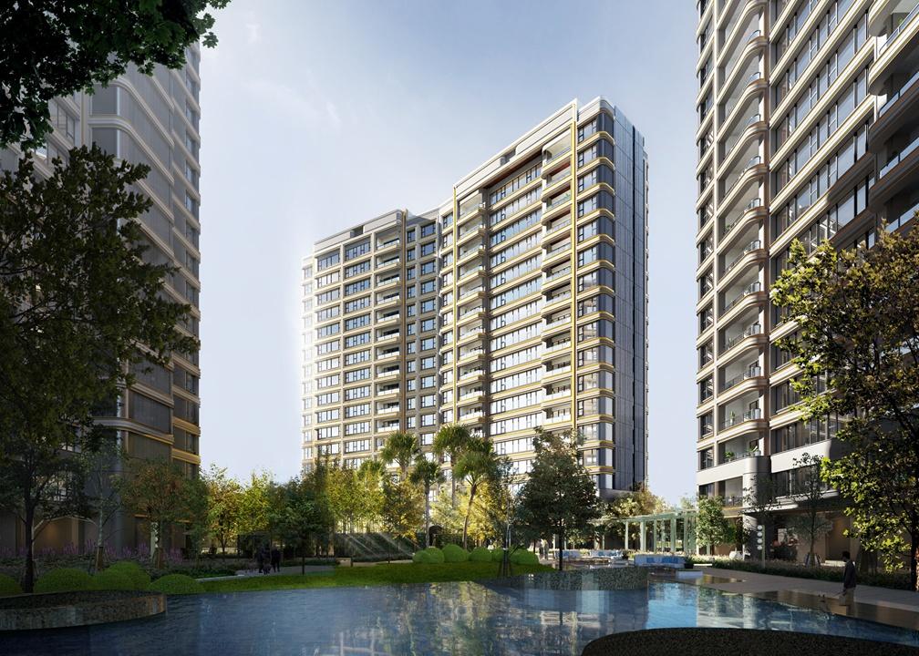 """星河湾三期、紫薇花园......上海这些""""美美的""""项目快看起来吧!"""