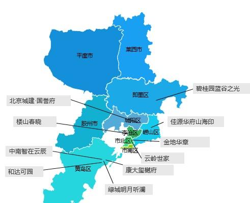华北区新开盘谍报:金九小开盘潮,整体推盘量回升