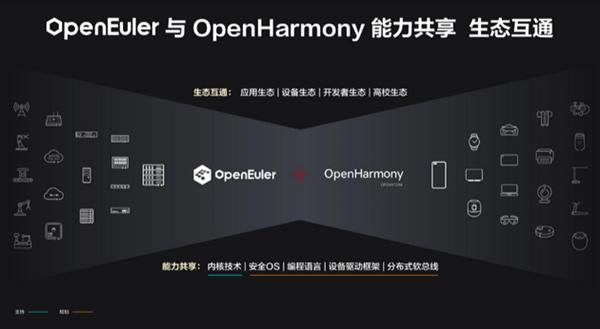 定位数字基础设施开源!华为正式发布欧拉系统:与鸿蒙共享、生态互通