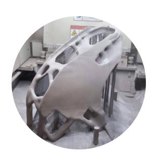 Uniformity Labs利用AlSi10Mg粉末3D打印赛车防滚架 有助于减轻部件重量