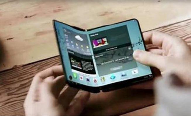 折叠屏手机元年: 全球巨头齐竞速